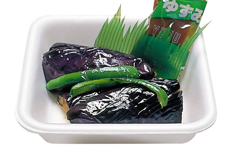 茄子の田楽 季節商品(夏商品)