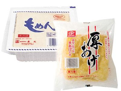 豆腐・あげ